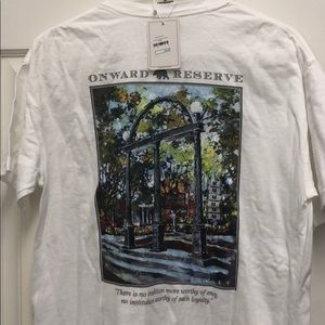 NWT Onward Reserve UGA Athens Georgia Shirt